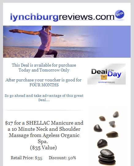 Lynchburg Massage